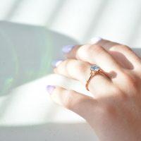 Demande en mariage, trouver la bague de fiançailles parfaite